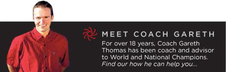 Meet Coach Gareth